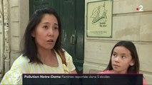 Pollution au plomb à Notre-Dame : la rentrée des classes reportée dans cinq écoles