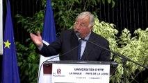 """Gérard Larcher : """"Reconstruire LR en commençant par le local"""""""