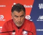 """4e j. - Galtier : """"Reims s'améliore match après match"""""""