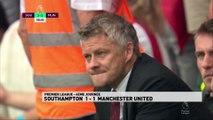 Le résumé de Southampton / Manchester United