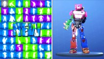 OLD DANCES vs NEW DANCES in Fortnite Battle Royale