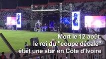 """Hommage des Ivoiriens à DJ Arafat, star du """"coupé-décalé"""""""
