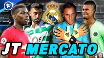 Journal du Mercato : les dernières surprises du Real Madrid