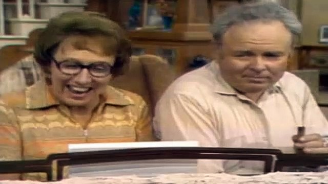 All In The Family Season 5 Episode 4 Archie's Raise