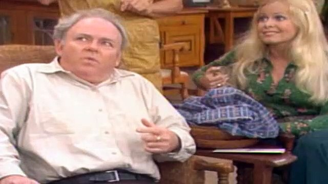 All In The Family Season 5 Episode 6 Archie's Helping Hand