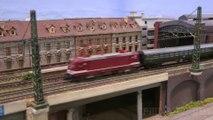 Réseau en miniature de Berlin-Est à l'échelle N - Une vidéo de Pilentum Télévision - Modélisme ferroviaire, trains miniatures, maquettisme et chemin de fer