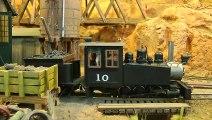 Trains américains et locomotives à vapeur de la Denver and Rio Grande Railroad - Une vidéo de Pilentum Télévision - Modélisme ferroviaire, trains miniatures, maquettisme et chemin de fer