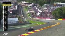 Formula 2'de büyük kaza!