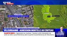 Ce que l'on sait de l'agression au couteau à Villeurbanne et de l'auteur interpellé