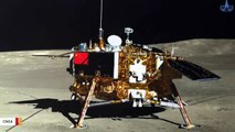 Chinese Rover Reportedly Discovers 'Gel-Like' Substance On Moon