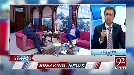 Hard Talk Pakistan With Moeed Pirzada – 31th August 2019