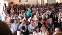 Ο Γιώργος  Χαντζής ορκίστηκε νέος Δήμαρχος Μακρακώμη