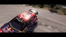 WRC 8 - Le level design (carnet)