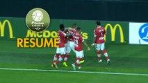 Valenciennes FC - Clermont Foot (1-0)  - Résumé - (VAFC-CF63) / 2019-20