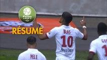 FC Lorient - EA Guingamp (0-1)  - Résumé - (FCL-EAG) / 2019-20