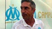 """National 2 - OM-Endoume : """"C'est le collectif qui a gagné"""" (Maxence Flachez, coach de l'OM)"""