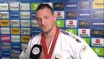 Judo : Krpalek profite de l'absence de Teddy Riner chez les poids lourds