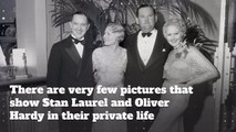 'Laurel & Hardy': This Is What They Looked Like In Real Life