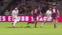 Le résumé Jour de Rugby de Bordeaux-Bègles / Toulon