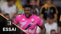 TOP 14 - Essai Jonathan DANTY (SFP) - La Rochelle - Paris - J2 - Saison 2019/2020