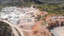 Appetite for concrete eating away at Cypriot mountains