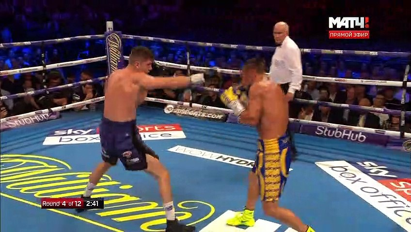 Vasiliy Lomachenko vs Luke Campbell (31-08-2019) Full Fight