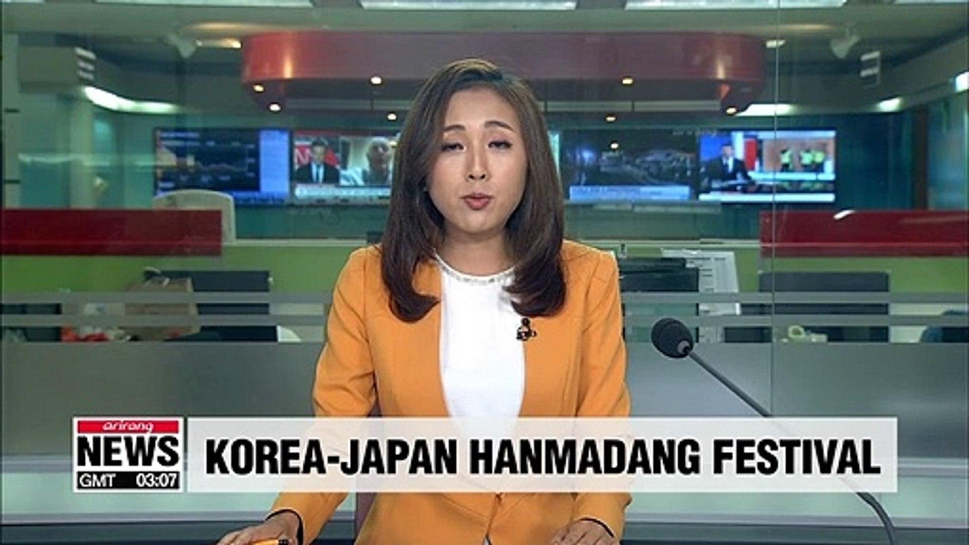 Korea-Japan Hanmadang Festival 2019 kicks off in Seoul amid frayed ties