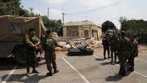 Israele sposta le truppe al confine col Libano