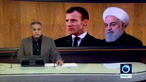 France's Macron hails Iran commitment to talks amid nuclear standoff