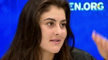 "US Open 2019 - Bianca Andreescu in eighth final in Grand Slam : ""It's a dream come true"""