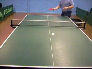 10 Serves - Table tennis serve