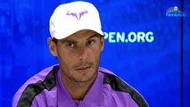 "US Open 2019 - Rafael Nadal : ""I had three or four very difficult months at the beginning of the season but since Barcelona, it's better !"""
