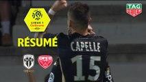 Angers SCO - Dijon FCO (2-0)  - Résumé - (SCO-DFCO) / 2019-20