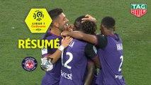Toulouse FC - Amiens SC (2-0)  - Résumé - (TFC-ASC) / 2019-20