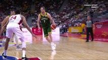 Coupe du Monde de Basket-Ball FIBA 2019 : Joe Ingles sans pitié avec les Canadiens
