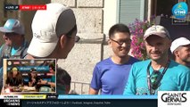 UTMB® 2019 Interview (JN) - HIRO MATSUNAGA