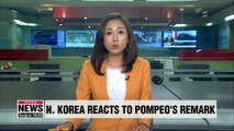 Top N. Korean diplomat says expectations of fresh talks with U.S. now fading