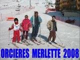 Orcières 2008
