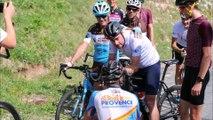Savoie : en un jour, Sébastien Cogne a gravi 12 fois le Granier à vélo