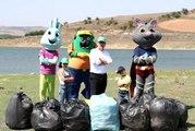 Başkan Kartoğlu temiz çevre için kolları sıvadı