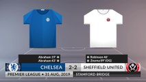 Match Review: Chelsea vs Sheffield United on 31/08/2019