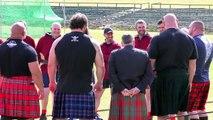 World's Strongest Men vs Tug of War Team - In a tug of War Challenge