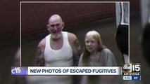 Search continues for Tucson homicide suspects who escaped custody