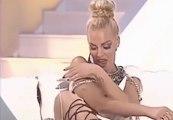 Une présentatrice télé dévoile son sein par accident en plein direct