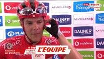Stuyven «J'ai vraiment tout donné» - Cyclisme - Tour d'Allemagne