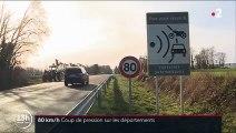 80 km/h : la Ligue contre les violences routières met en garde les départements