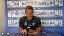 """Philippe Hinschberger (GF38) : """"On ne peut pas avoir peur du nom de l'adversaire"""""""