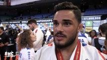 """Mondiaux de judo : """"Cela sera une autre paire de manches aux Jeux Olympiques"""" prévient Chaine"""