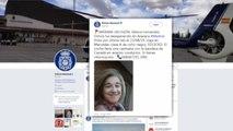 Batida en Cercedilla para encontrar a Blanca Fernández Ochoa
