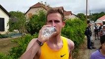 La Caldéniacienne : Félix Bour, vainqueur du semi-marathon